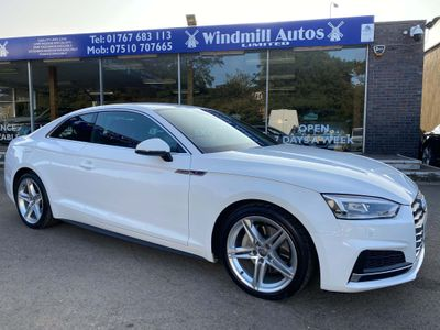 Audi A5 Coupe 2.0 TDI ultra S line (s/s) 2dr