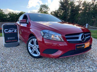 Mercedes-Benz A Class Hatchback 1.8 A180 CDI Sport 7G-DCT 5dr