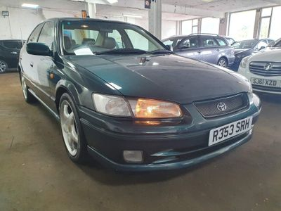 Toyota Camry Saloon 2.2 i Sport 4dr