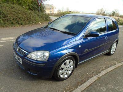 Vauxhall Corsa Hatchback 1.4 i 16v SXi+ 3dr