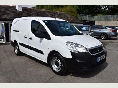 Peugeot Partner Panel Van 1.6 BlueHDi S L2 6dr