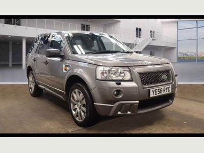 Land Rover Freelander 2 SUV 2.2 TD4 HST 4WD 5dr