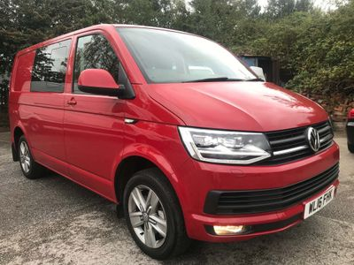 Volkswagen Transporter Other 2.0 TDI T32 BlueMotion Tech Highline Crew Van FWD (s/s) 5dr