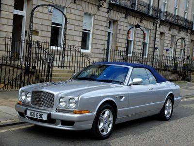 Bentley Azure Convertible 6.8 2dr