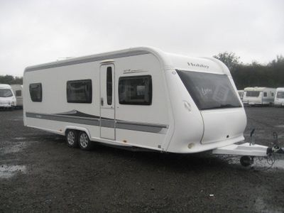 Hobby 645 VIP Tourer 2010 4 BERTH