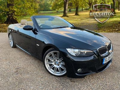 BMW 3 Series Convertible 3.0 325i M Sport 2dr
