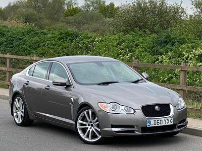 Jaguar XF Saloon 3.0d S V6 Premium Luxury 4dr