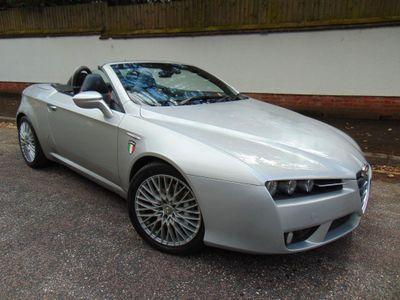 Alfa Romeo Spider Convertible 3.2 JTS V6 24v Q4 2dr