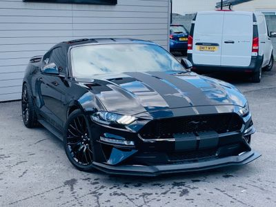 Ford Mustang Coupe 5.0 V8 GT Fastback 2dr
