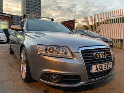 Audi A6 Avant Estate 2.0 TDI S line Special Edition Multitronic 5dr
