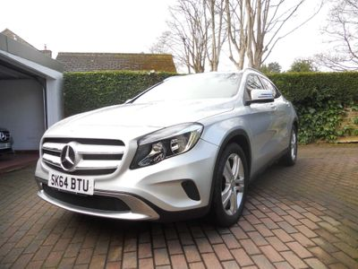 Mercedes-Benz GLA Class SUV 2.1 GLA220 CDI SE (Executive) 7G-DCT 4MATIC 5dr