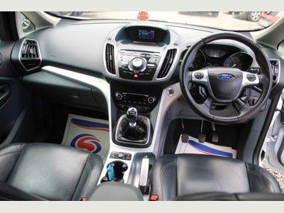 Ford C-Max MPV 1.6 TDCi Titanium 5dr