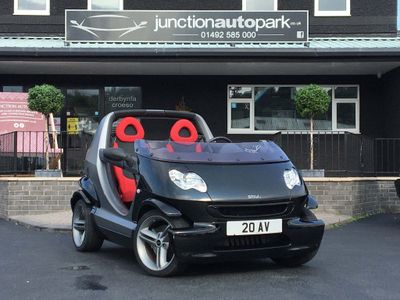 Smart Crossblade Coupe