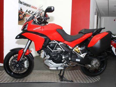 Ducati Multistrada 1200 Adventure 1200 S D/Air ABS Adventure