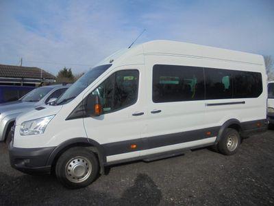 Ford Transit Minibus 2.2 TDCi 460 HDT Trend Bus L4 H3 5dr (18 Seat)