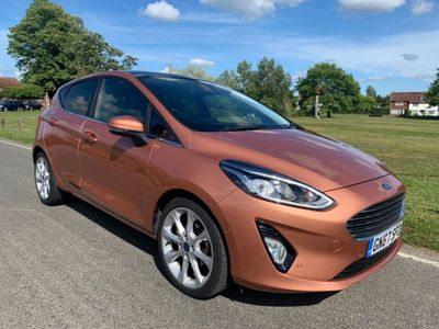 Ford Fiesta Hatchback 1.0T EcoBoost Titanium B&O Play Series Auto (s/s) 5dr