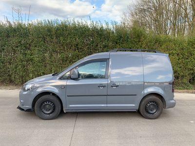Volkswagen Caddy Panel Van 1.6 TDI BlueMotion Tech C20 Panel Van 4dr
