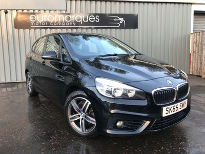 BMW 2 Series Active Tourer MPV 2.0 218d Sport Active Tourer (s/s) 5dr