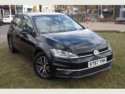 Volkswagen Golf Hatchback 1.4 TSI SE Nav (s/s) 5dr