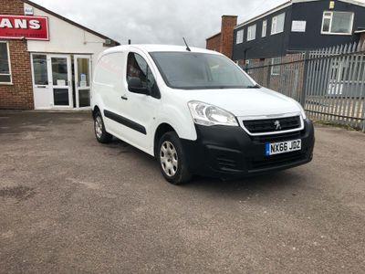 Peugeot Partner Panel Van 1.6 BlueHDi(EU6) 100BHP Professional Van