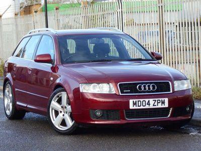 Audi A4 Avant Estate 1.8 T S line quattro 5dr