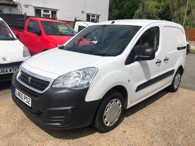 Peugeot Partner Panel Van 1.6 HDi Professional L1 850 SWB 4dr