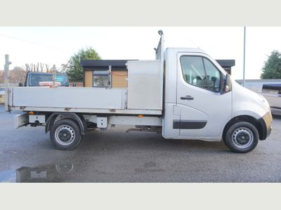 Vauxhall Movano Dropside 2.3 CDTi 3500 FWD LWB DROPSIDE