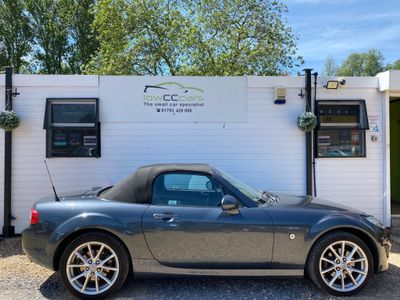 Mazda MX-5 Convertible 2.0 PowerShift 2dr