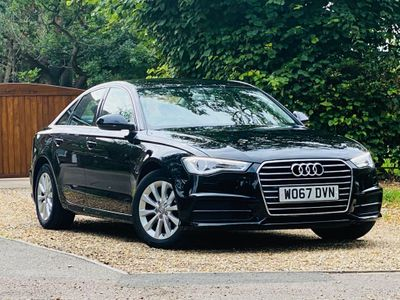 Audi A6 Saloon Saloon 2.0 TDI ultra SE Executive S Tronic (s/s) 4dr