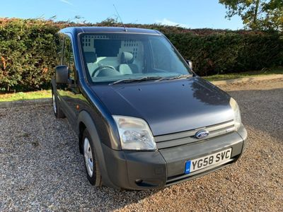 Ford Transit Connect Panel Van 1.8 TDCi T200 SWB LX Panel Van 4dr (EU4)