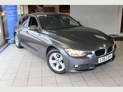 BMW 3 Series Saloon 1.6 320i EfficientDynamics (s/s) 4dr
