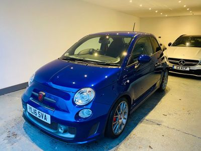 Abarth 595 Hatchback 1.4 T-Jet Competizione 3dr