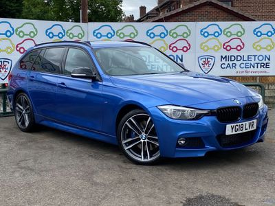BMW 3 Series Estate 2.0 320d M Sport Shadow Edition Touring (s/s) 5dr