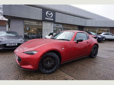 Mazda MX-5 RF Convertible 2.0 SKYACTIV-G Launch Edition 2dr
