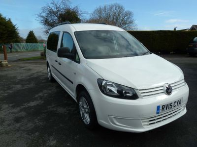 Volkswagen Caddy Maxi Other 1.6 TDI BlueMotion Tech C20 Maxi Window Van 5dr (5 Seats)