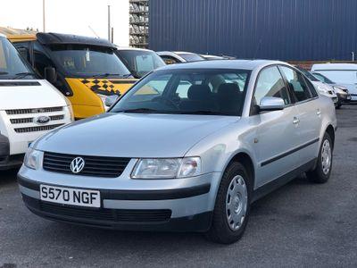 Volkswagen Passat Saloon 1.9 TDI SE 4dr