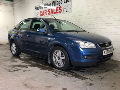 FORD FOCUS Saloon 1.8 TDCi Ghia 4dr