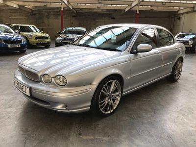 Jaguar X-Type Saloon 2.5 V6 Sport (AWD) 4dr