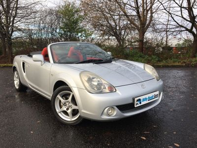 Toyota MR2 Convertible 1.8 VVT-i Roadster 2dr