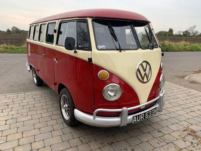 Volkswagen Campervan Camper