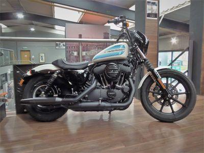 Harley-Davidson Sportster Custom Cruiser 1200 Sportster Iron