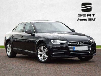Audi A4 Saloon 1.4 TFSI Sport (s/s) 4dr