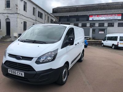 Ford Transit Custom Panel Van 2.2 TDCi 290 ECOnetic L1 H1 5dr