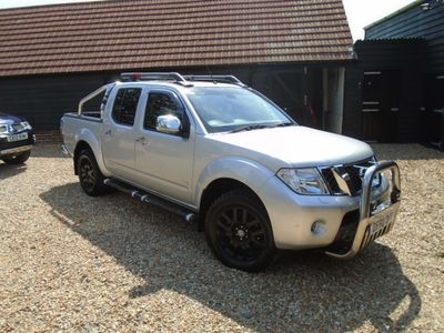 Nissan Navara Pickup 3.0 dCi V6 Outlaw Double Cab Pickup 4dr