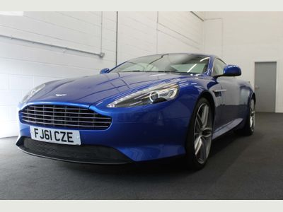 ASTON MARTIN VIRAGE Coupe 6.0 V12 Touchtronic 2dr