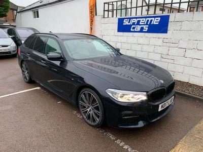 BMW 5 Series Estate 3.0 530d M Sport Touring Auto xDrive (s/s) 5dr