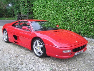 Ferrari F355 Coupe F1 berlinetta auto/manual