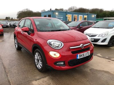 Fiat 500X SUV 1.6 MultiJetII Pop Star (s/s) 5dr
