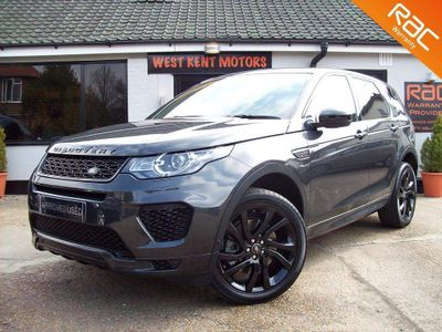 Land Rover Discovery Sport SUV 2.0 Si4 HSE Dynamic Lux Auto 4WD (s/s) 5dr
