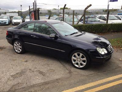 Mercedes-Benz CLK Coupe 2.6 CLK240 Elegance 2dr